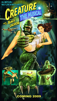 Creature From the Black Lagoon The Musical
