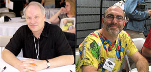joe lansdale and brian keene