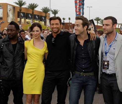 Ryan Reynolds Wade Wilson on The Genre Traveler    Missed Opportunity     Wolverine Premiere