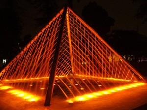 pyramidfountain