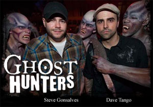 Ghost Hunters at Halloween Horror Nights