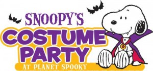 Snoopy's Costume Party