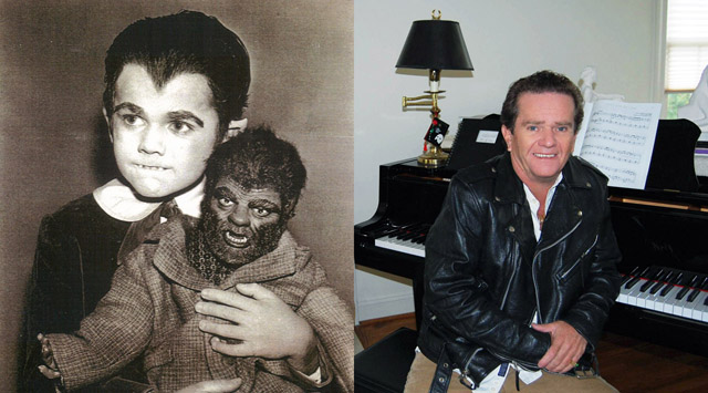 Butch Patrick as Eddie Munster