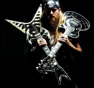 legendary music icon Zakk Wylde