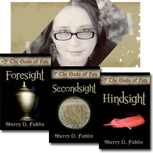 Sherry Ficklin and The Gods of Fate