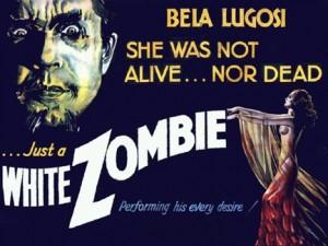 White Zombie starring Bela-Lugosi