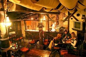 Chagall restaurant in Suceava