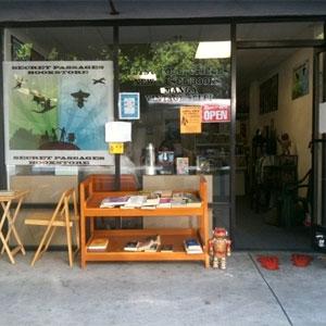 Secret Passages Bookstore, Long Beach