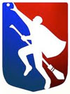 International Quidditch Association logo