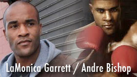 lamonica garrett and andre bishop