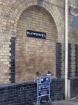 King's Cross Station, Platform 9-3/4