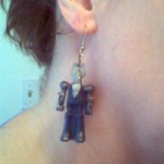 Carma's Transformer Earring