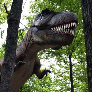 Tyranasaurus Rex