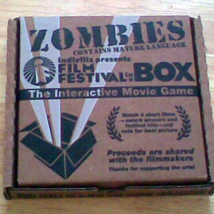 Zombie Film Festival in a Box