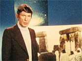 Leonard Nimoy on In Search Of ...