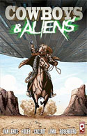 Cowboys and Aliens graphic novel