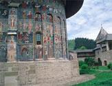 painted monastary
