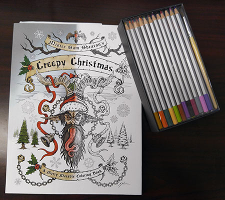 Mr. Sam Shearton's Creep Christmas