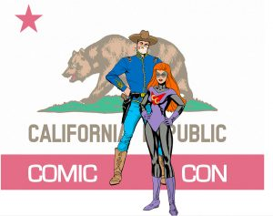 California Republic Comic Con @ Merced County Fairgrounds