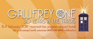 Gallifrey One 2019 @ Marriott Los Angeles Airport Hotel