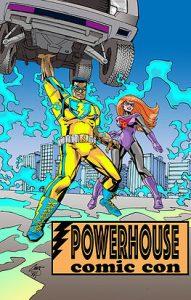 Powerhouse Comic Con @ Alameda County Fairgrounds