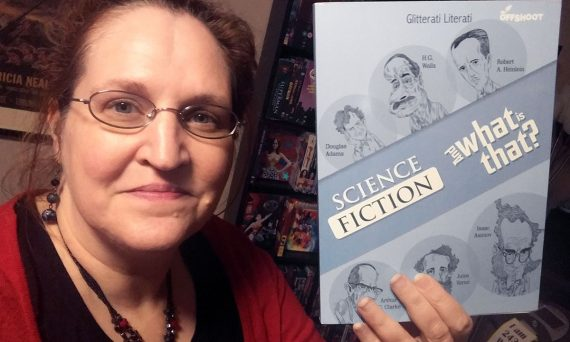 Science Fiction and What is that? by Offshoot