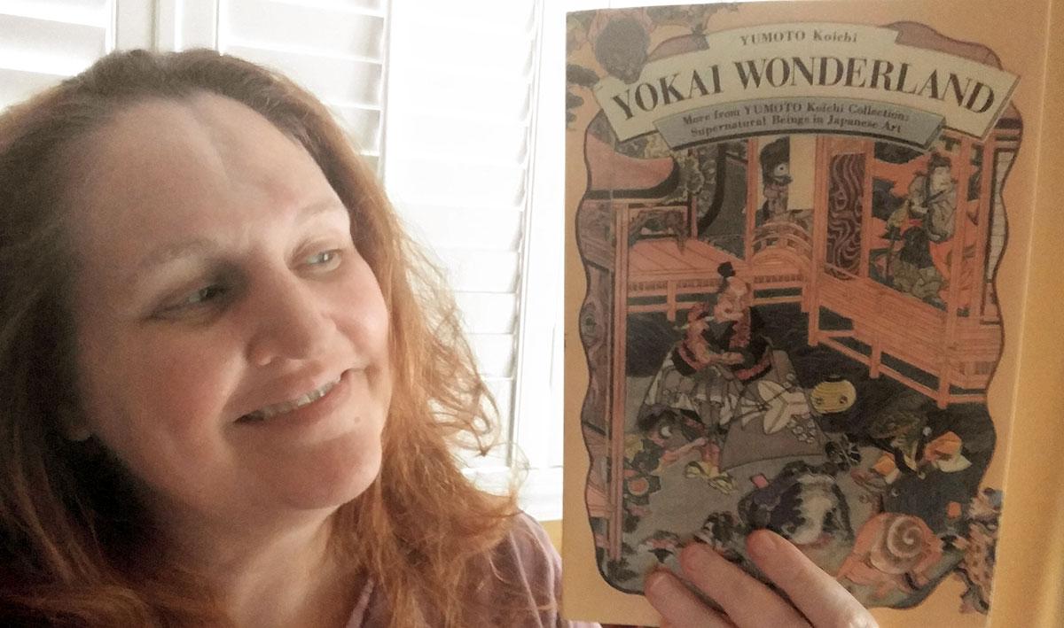 Yokai Wonderland by Koichi Yumoto