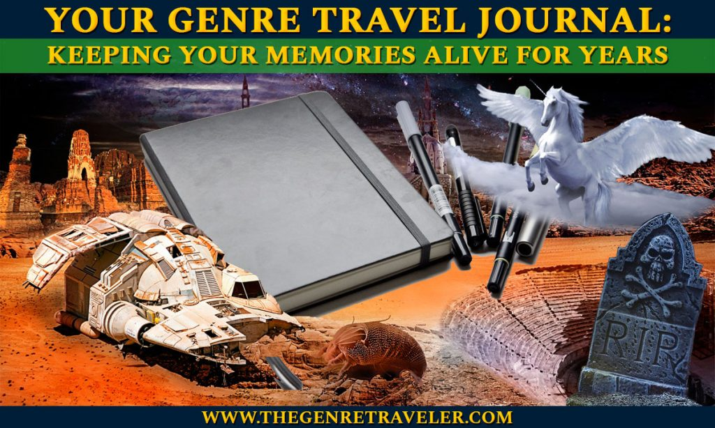Your Genre Travel Journal: Keeping Your Memories Alive for Years