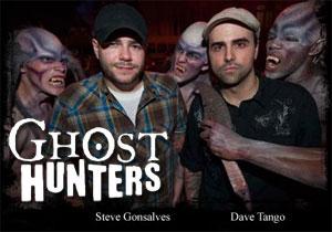 Ghost Hunters at Halloween Horror Nights