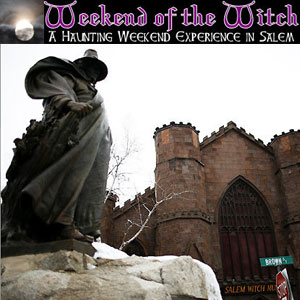 Weekend of the Witch, Salem, Mass