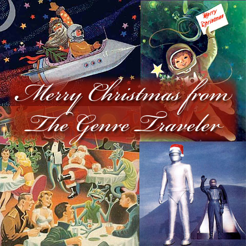 Merry Christmas from The Genre Traveler