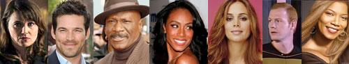Genre stars Lamonica Garrett has worked with