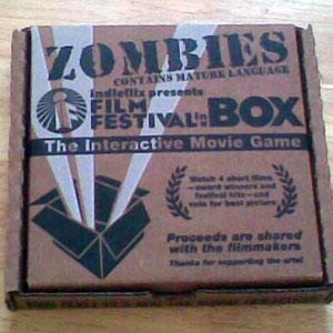 Zombie Film Festival in a Box