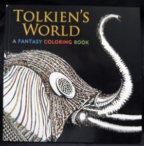 Tolkien's World: A Fantasy Coloring Book