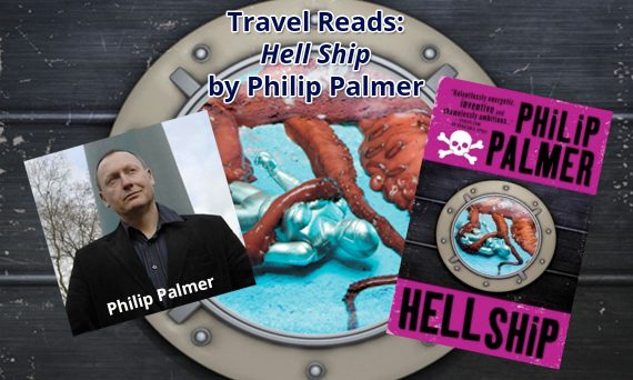 """Book Review """"Hell Ship"""" by Philip Palmer"""