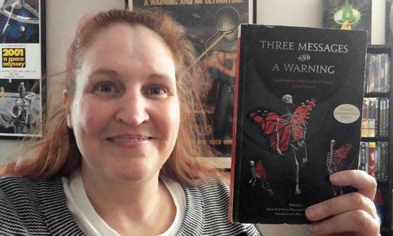 Three Messages and a Warning by Eduardo Jiménez Mayo and Chris N. Brow