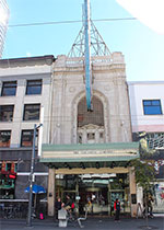 The Orpheum Theatre in Vancouver