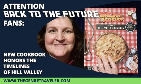 Attention Back to the Future Fans: New Cookbook Honors the Timelines of Hill Valley